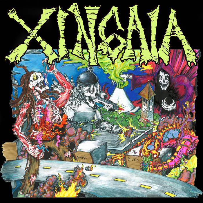 Xingaia cover art