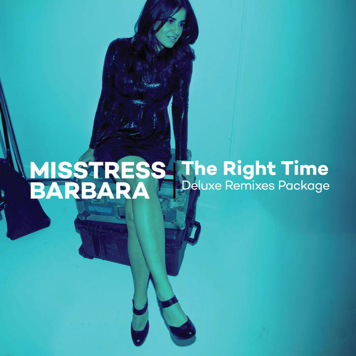 The Right Time Deluxe Remixes Package cover art