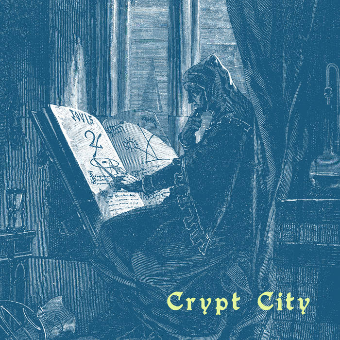 Crypt City cover art
