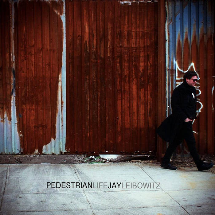 Pedestrian Life cover art