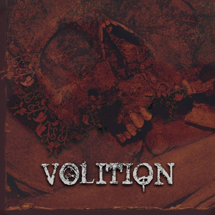 Volition cover art