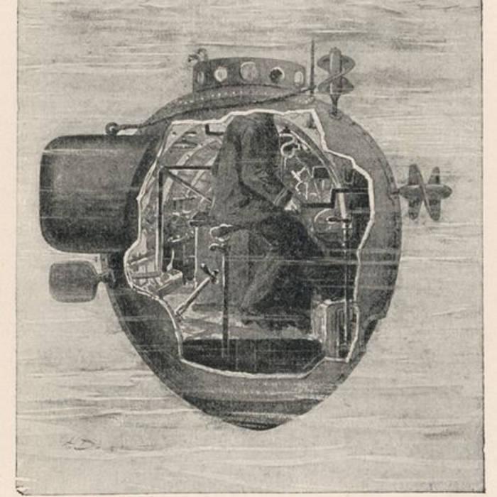 Heavy Submarine Heart cover art