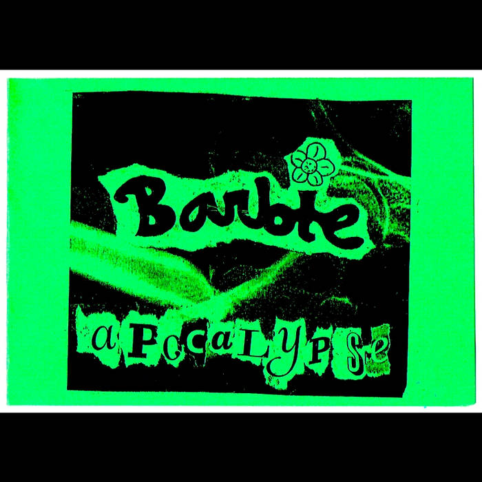 """Barbie Apocalypse"" cover art"