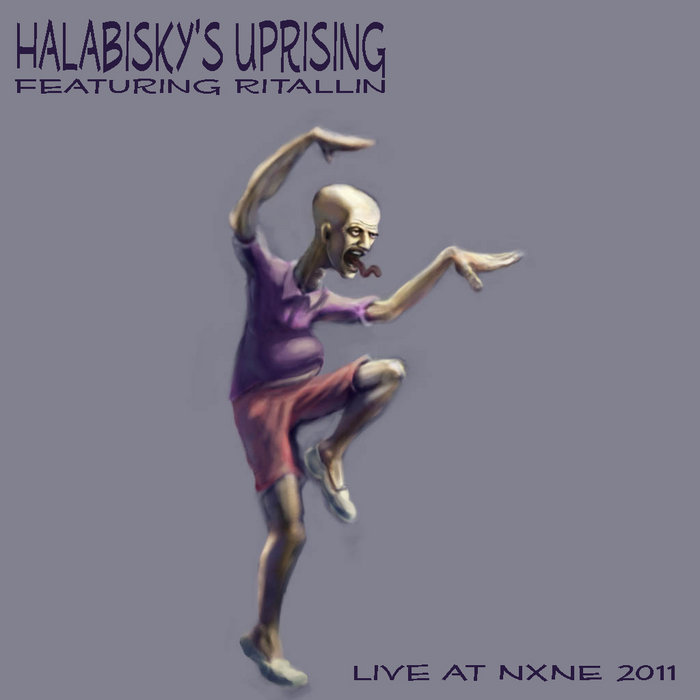 Live at NXNE 2011 cover art
