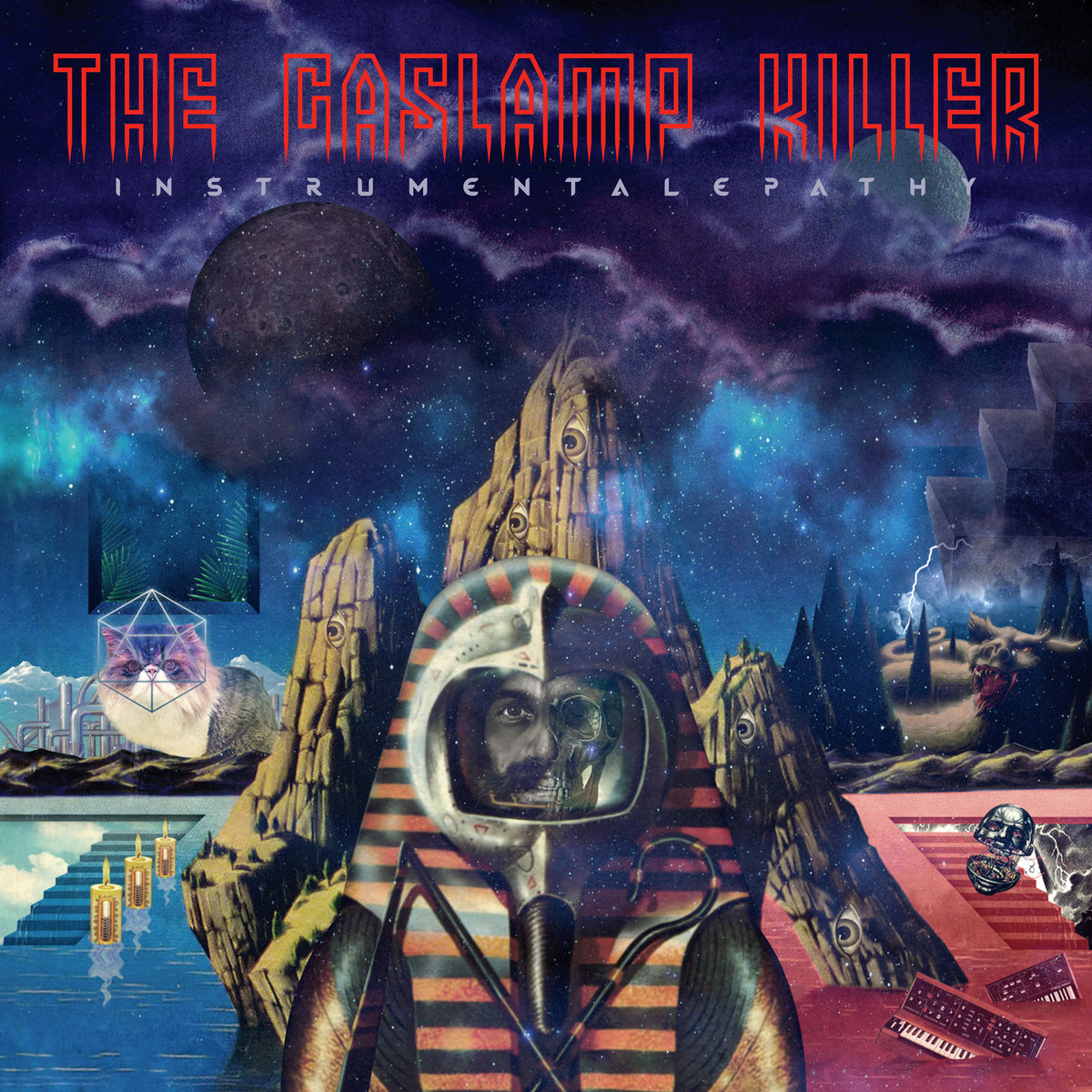 The Gaslamp Killer - Instrumentalepathy (Cuss) $23.99