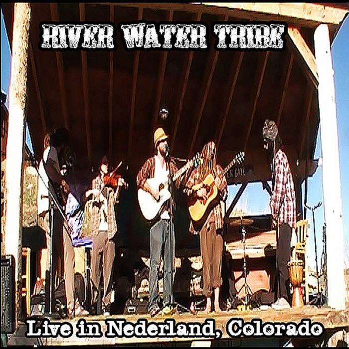 Live in Nederland, Colorado cover art