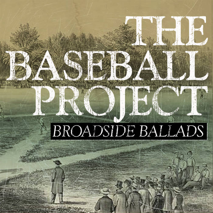 Broadside Ballads cover art