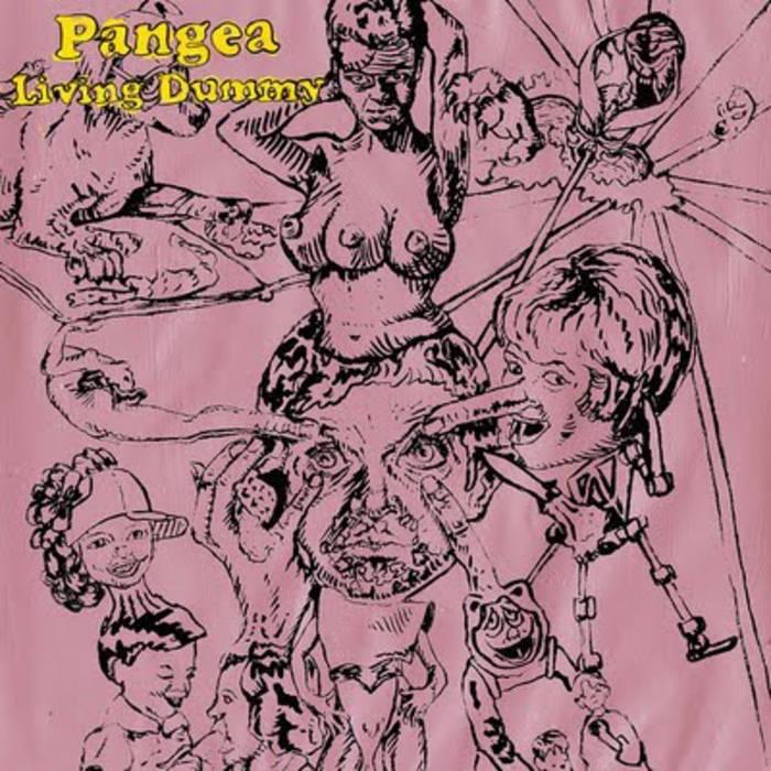 Living Dummy cover art