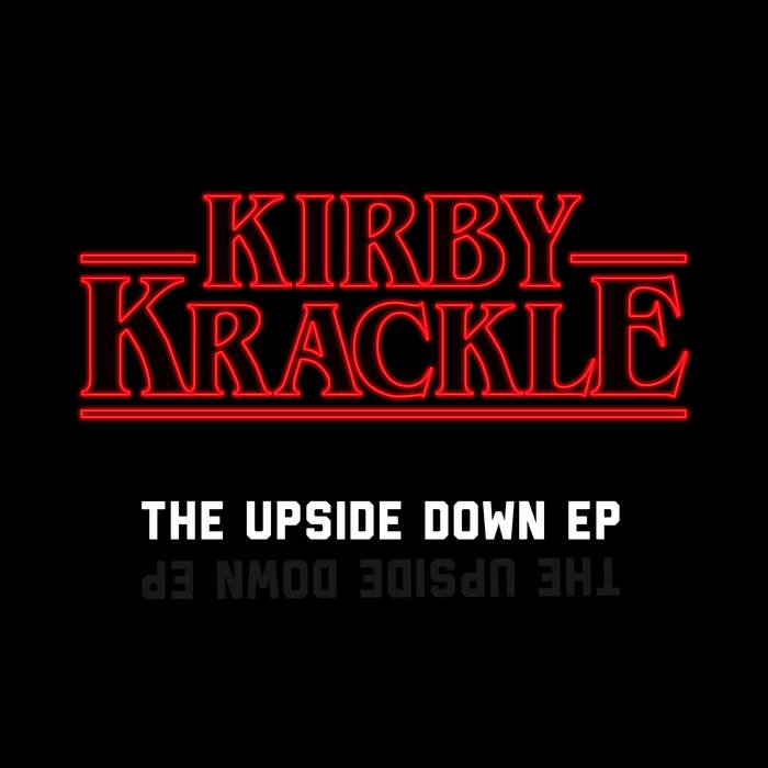 The Upside Down EP (A Stranger Things Mixtape) cover art
