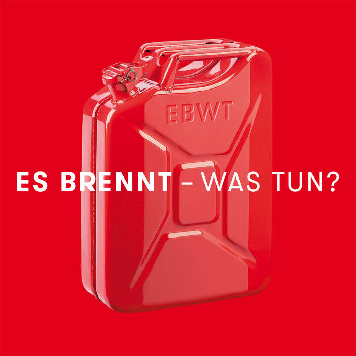 Es brennt - was tun? cover art