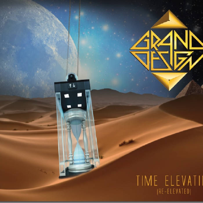 Time Elevation 2015 (re-elevated) cover art
