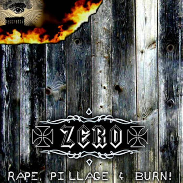 Rape, Pillage & Burn! cover art