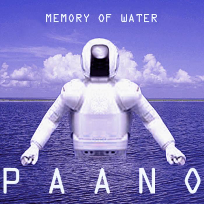 memory of water cover art