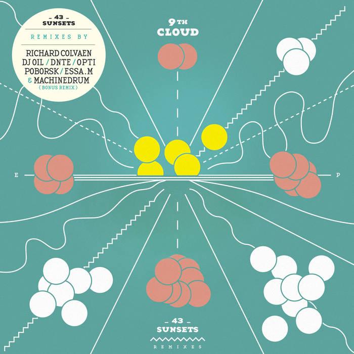 43 Sunsets Remixes cover art