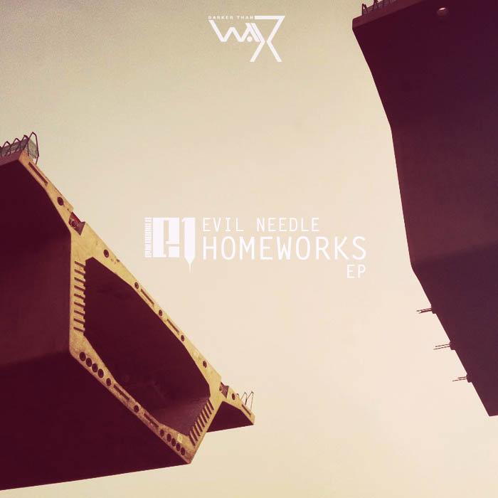 Homeworks Ep cover art