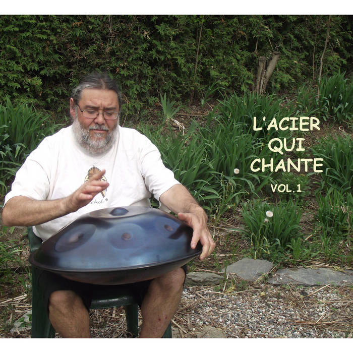 L'acier qui chante - Singing steel cover art