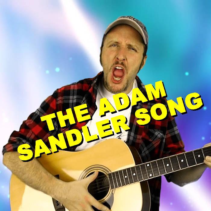 The Adam Sandler Song cover art