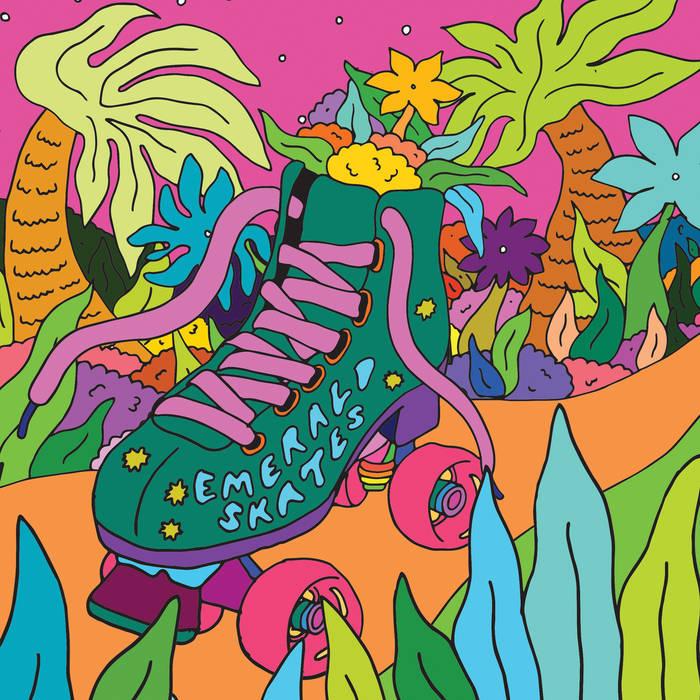Emerald Skates cover art