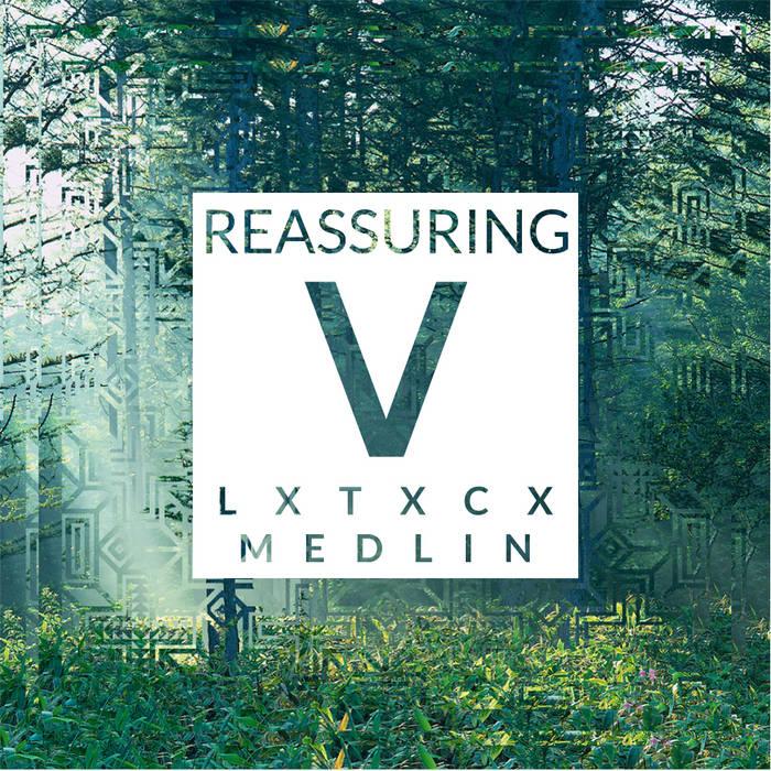 Reassuring V cover art