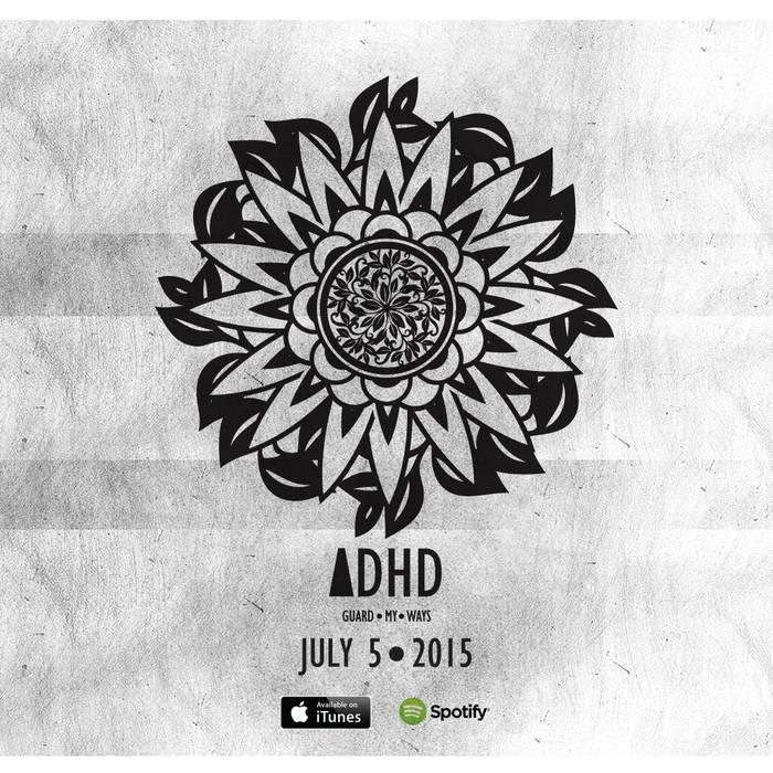ADHD cover art