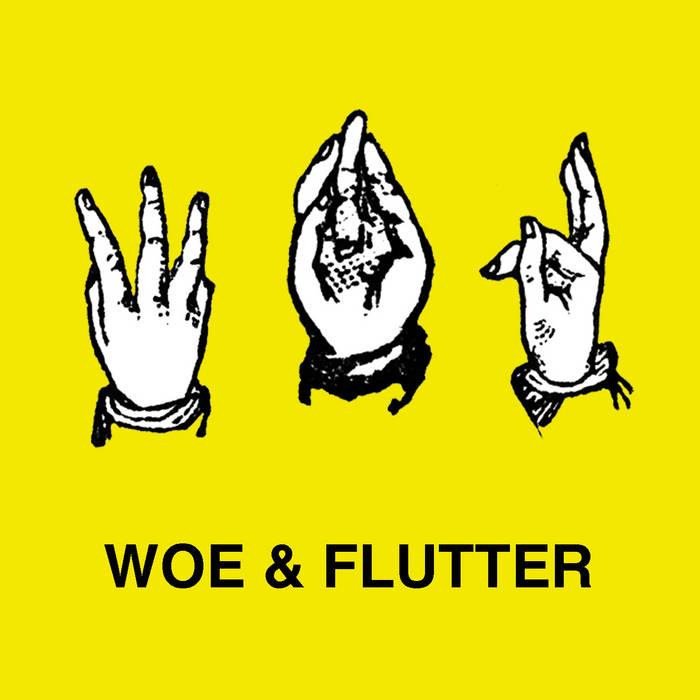 Woe & Flutter - EP cover art