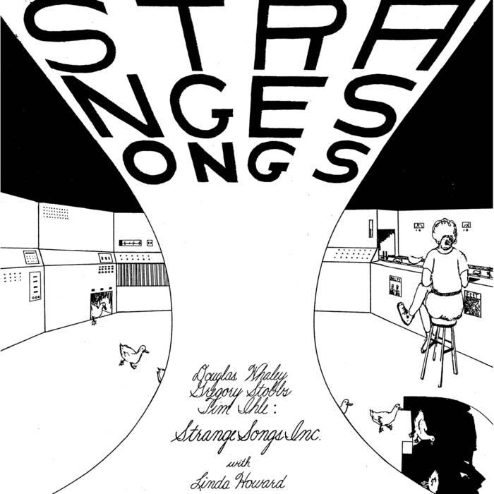 Strange Songs cover art