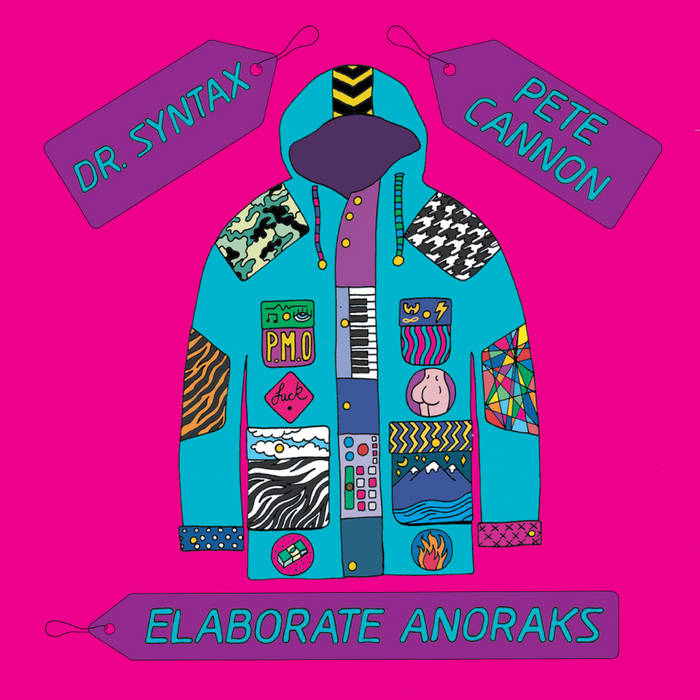 Elaborate Anoraks cover art