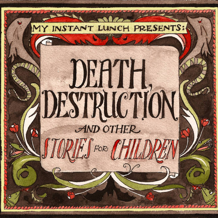 Death, Destruction & Other Stories For Children cover art