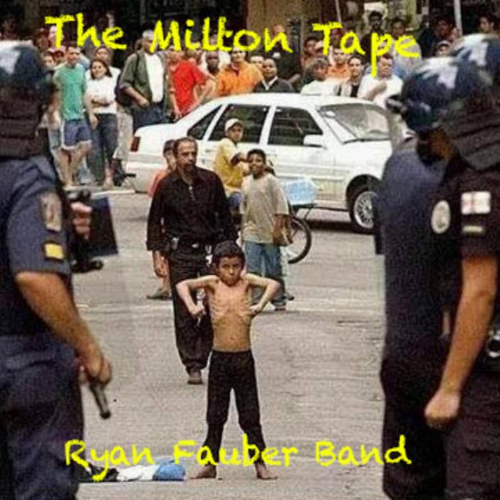 The Milton Tape cover art