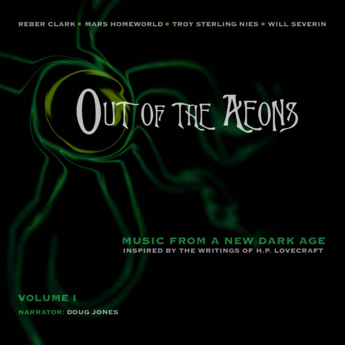 Out of the Aeons: Music From A New Dark Age, Vol. 1 cover art