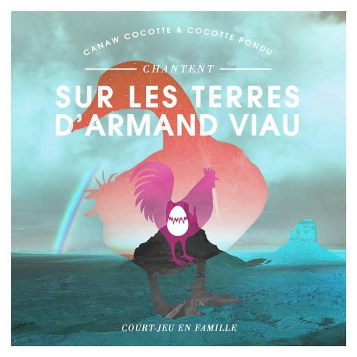 Sur les terres d'Armand Viau cover art