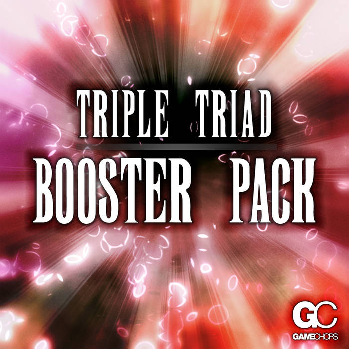 Triple Triad: Booster Pack cover art