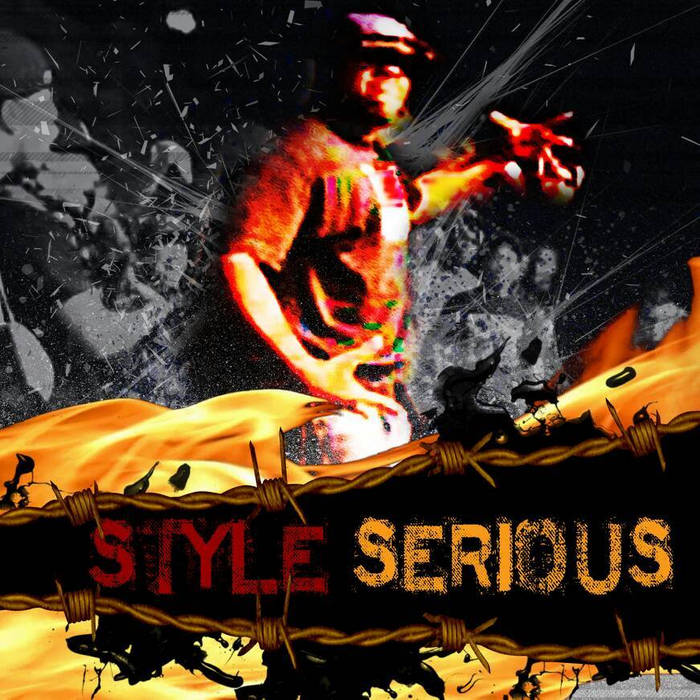 STYLE SERIOUS cover art