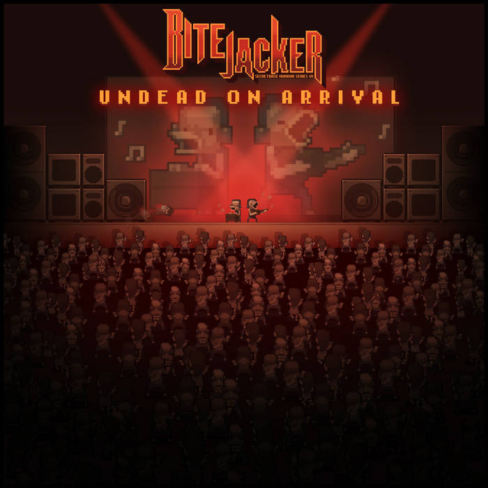 Undead On Arrival cover art