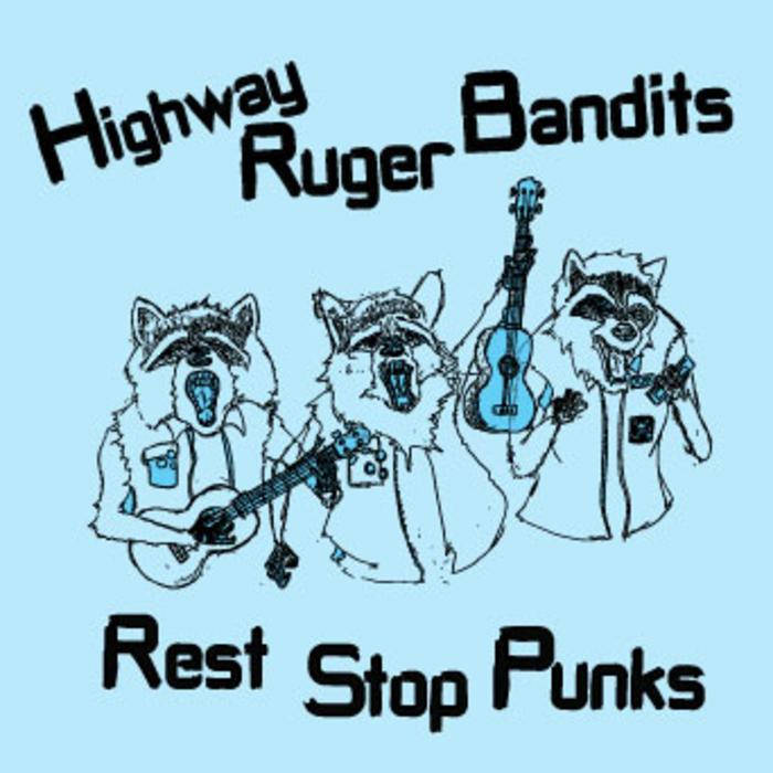 Rest Stop Punks cover art