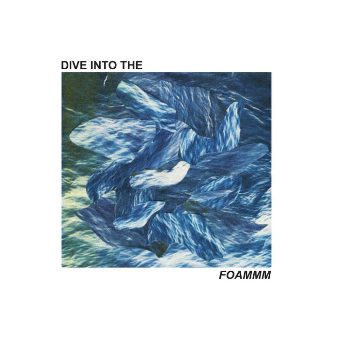 Dive into the FOAMMM cover art