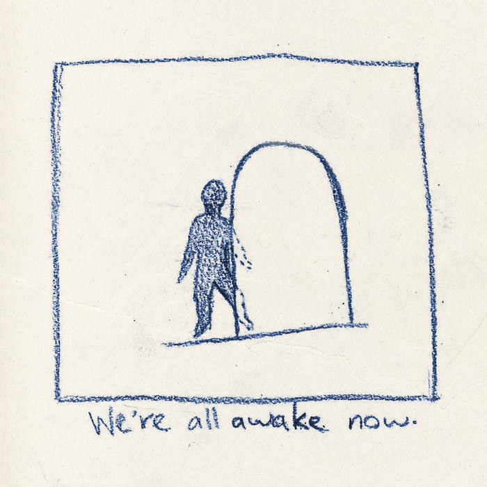 We're all awake now. cover art
