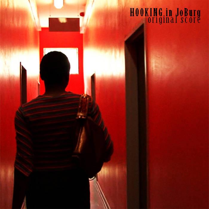 Hooking in Joburg: original score cover art