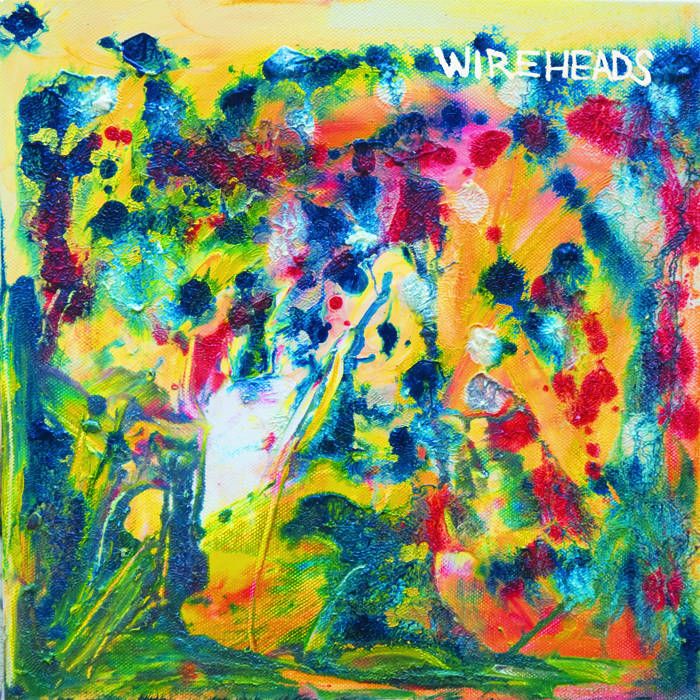 The Late Great Wireheads cover art