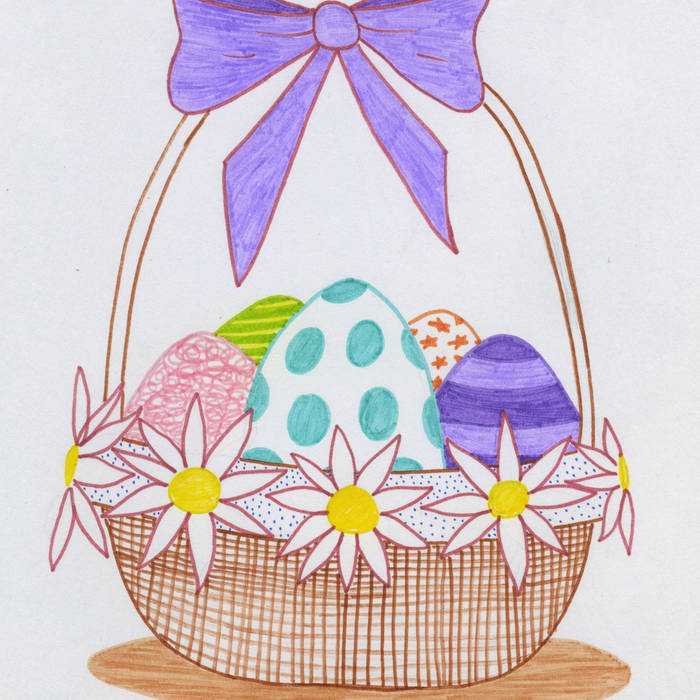 Sarah Snell-Pym's Easter Collection cover art