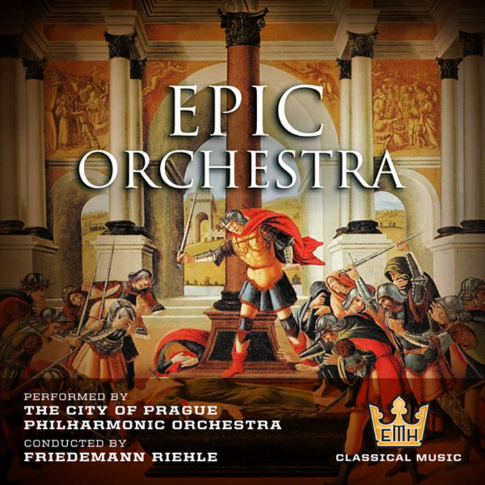 Epic Orchestra cover art