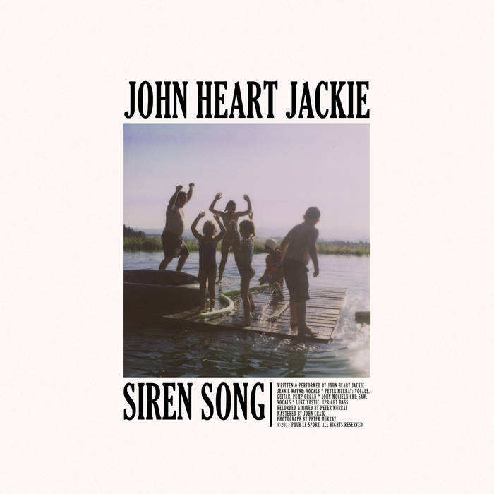 Siren Song (Single) cover art