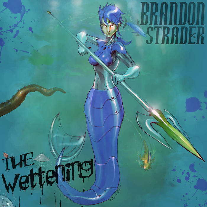 The Wettening cover art