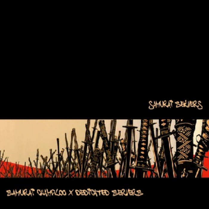 Samurai Servers cover art