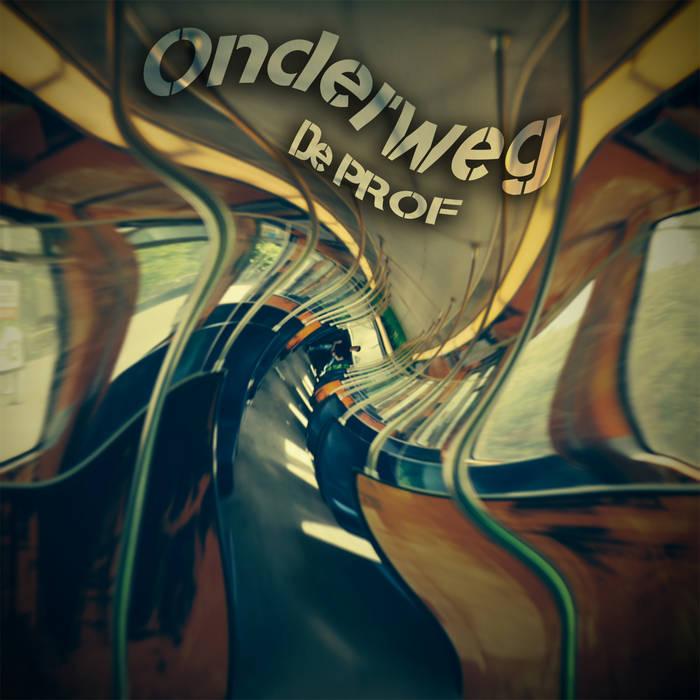Onderweg cover art
