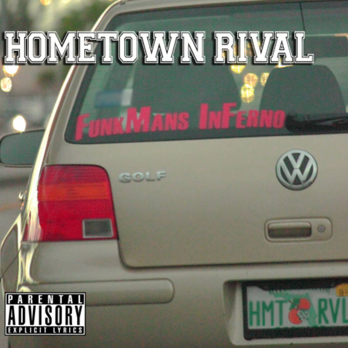 Hometown Rival cover art