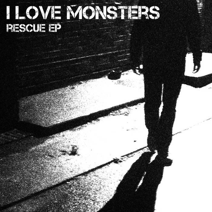 Rescue EP cover art