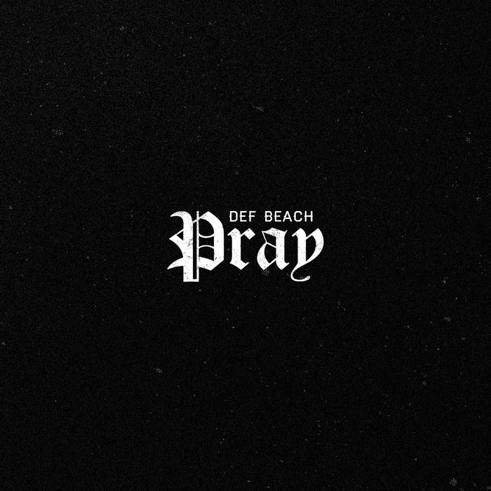 Pray cover art