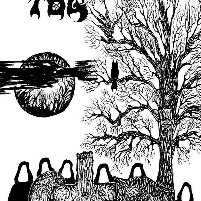 Cemetery Fog - Shadows From The Cemetery cover art