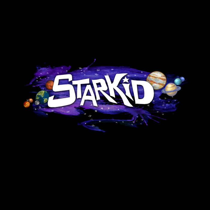 A Very StarKid Album cover art